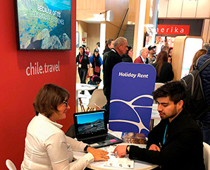 ITB Travel Trade Show, Berlin - Germany