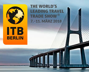ITB Travel Trade Show, Berlin - Germany: March 7th to 11th 2018