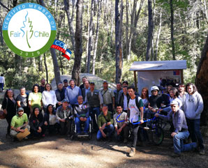 Committed to inclusive trekking