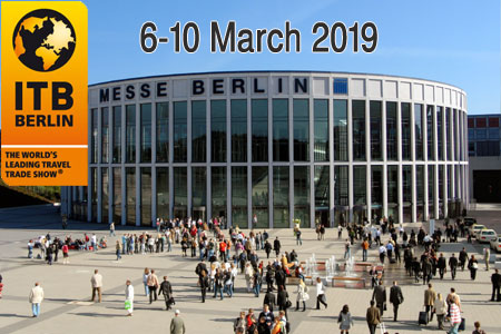 Foire ITB 2019, Berlin Allemagne