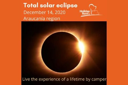 Another total solar eclipse – Observe it from your camper!