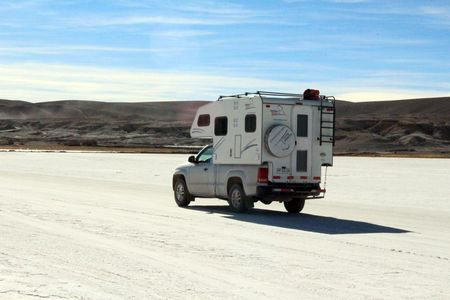 Everything you need to know to be able to drive a camper in Chile