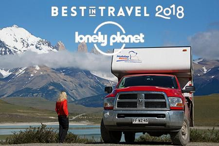 "Lonely Planet gives Chile 1st place in its ranking ""Best in Travel 2018"""