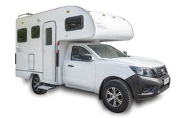 Patagonia Camper 4x4 single cab
